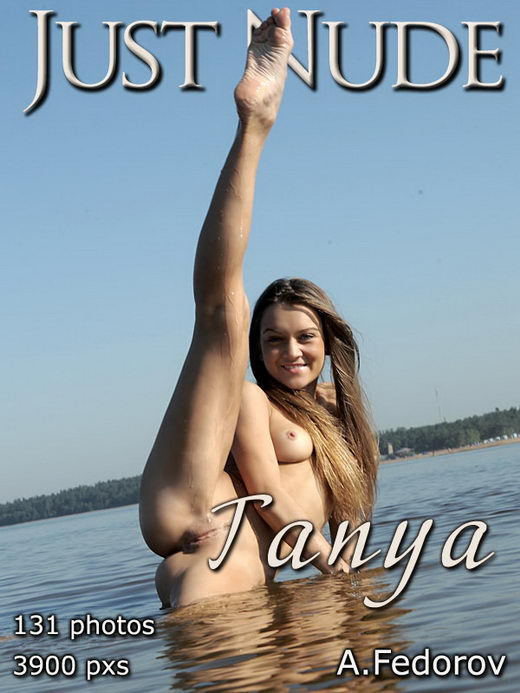 Tanya - by Alexander Fedorov for JUST-NUDE