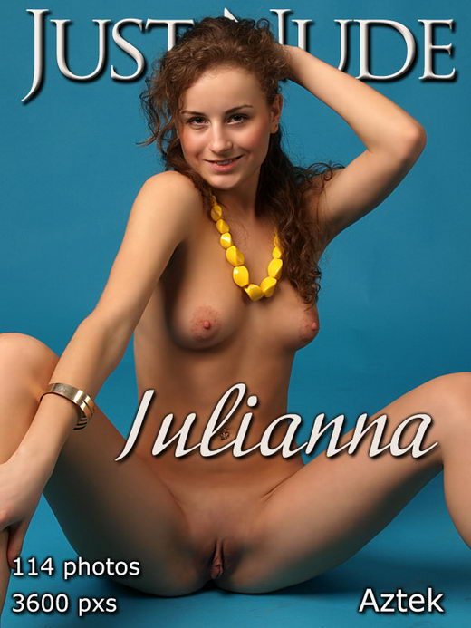 Julianna - by Aztek for JUST-NUDE