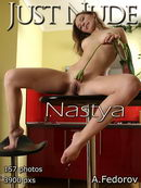 Nastya in  gallery from JUST-NUDE by Alexander Fedorov