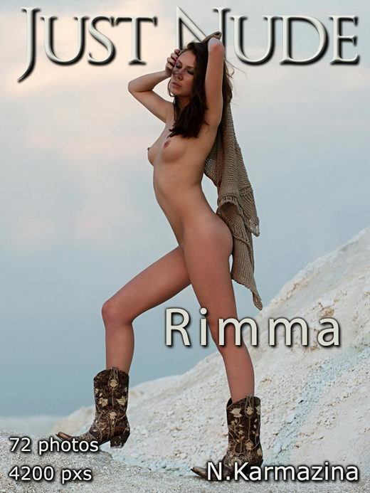 Rimma - by N Karmazina for JUST-NUDE