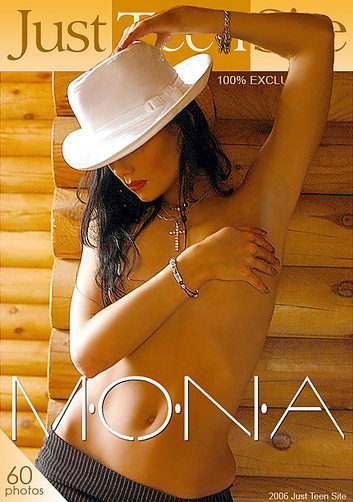 Mona - `Mona` - by V Nikonoff for JUSTTEENSITE