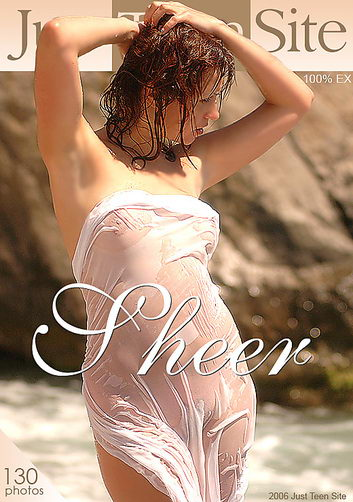 Faina - `Sheer` - by V Majorov for JUSTTEENSITE