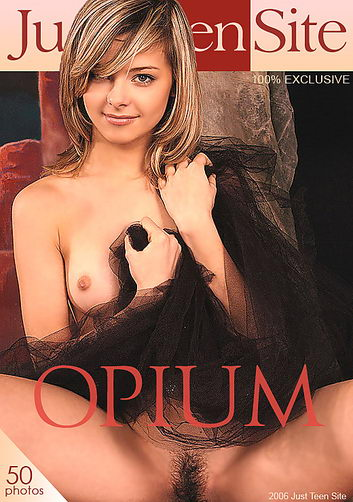 Polja - `Opium` - by A Smith for JUSTTEENSITE
