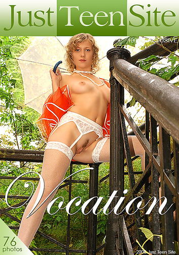 Mira - `Vocation` - by V Nikonoff for JUSTTEENSITE