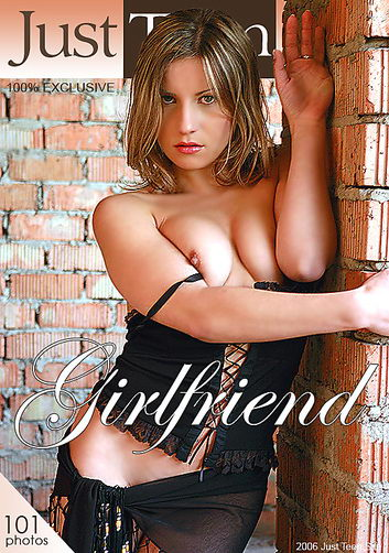 Vera - `Girlfriend` - by Vlad Gurof for JUSTTEENSITE