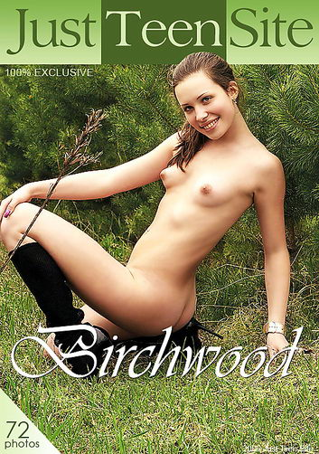Dasha - `Birchwood` - by V Nikonoff for JUSTTEENSITE