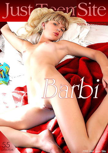Elina - `Barbi` - by Francesca C for JUSTTEENSITE