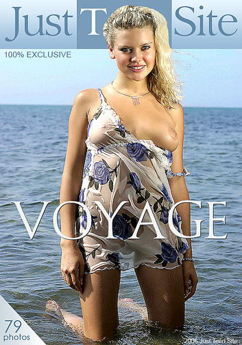 Valja - `Voyage` - by Alexander Lobanov for JUSTTEENSITE