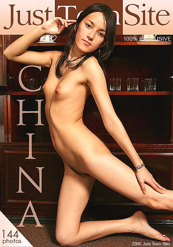 Polina - `China` - by Stewart Summer for JUSTTEENSITE