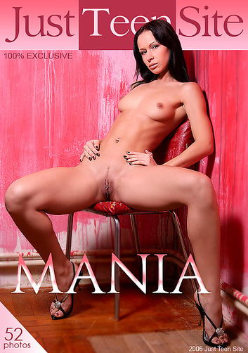 Susanna - `Mania` - by Peter Vlcek for JUSTTEENSITE
