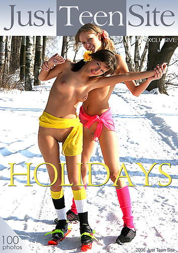 Kamilla & Ira - `Holidays` - by Mirku Laulu for JUSTTEENSITE