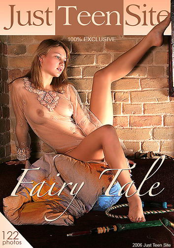 Lorena - `Fairy Tale` - by Davy Moor for JUSTTEENSITE