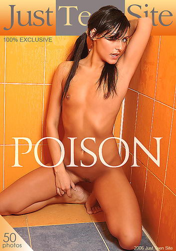 Anna - `Poison` - for JUSTTEENSITE