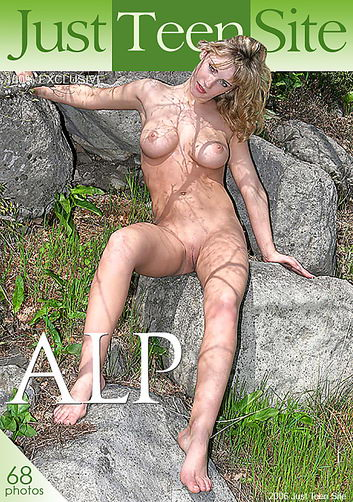 Ella - `ALP` - by Andrey Karbas for JUSTTEENSITE