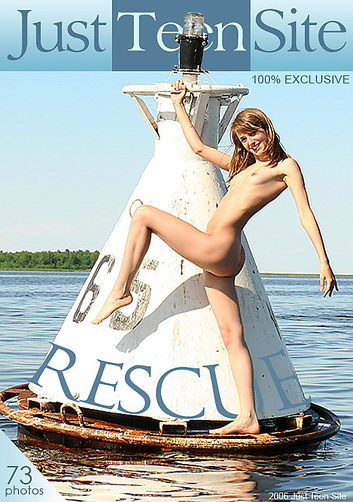 Inna - `Rescue` - by Den Rusoff for JUSTTEENSITE
