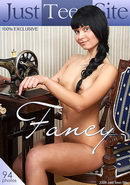 Stasy in Fancy gallery from JUSTTEENSITE by Alex Peterson