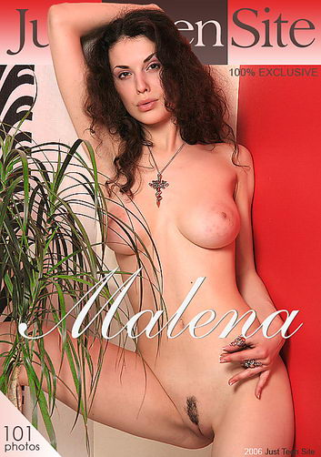 Masha - `Malena` - by Davy Moor for JUSTTEENSITE