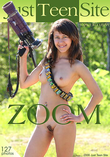 Ina - `Zoom` - by Isaev for JUSTTEENSITE