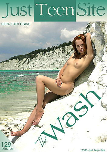 Natasha - `The Wash` - by Alexander Lobanov for JUSTTEENSITE
