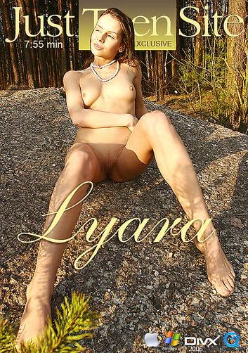 Milena - `Lyara` - by Igor Demin for JUSTTEENSITE