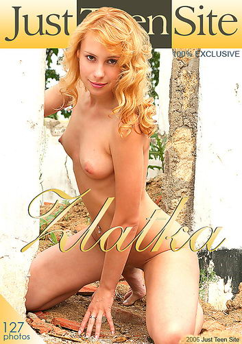 Natasha - `Zlatka` - by Victoria Sun for JUSTTEENSITE