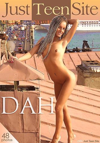 Polya - `Dah` - by Alexander Fedorov for JUSTTEENSITE
