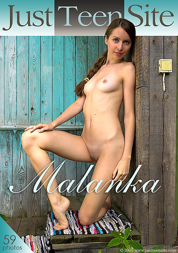 Svetlana - `Malanka` - by Alexander Lobanov for JUSTTEENSITE