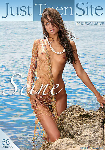 Tanja - `Seine` - by Davy Moor for JUSTTEENSITE
