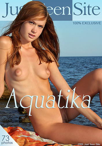 Lena - `Aquatika` - by Davy Moor for JUSTTEENSITE