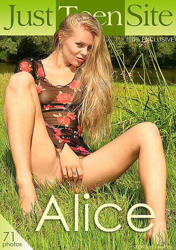 Alisa - `Alice` - by Mirku Laulu for JUSTTEENSITE