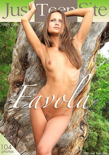 Tanja - `Favola` - by Davy Moor for JUSTTEENSITE