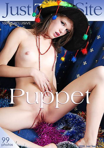 Sabrina in Puppet gallery from JUSTTEENSITE
