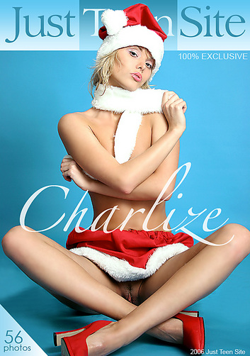 Charlize - `Charlize` - by Darina Gorgul for JUSTTEENSITE