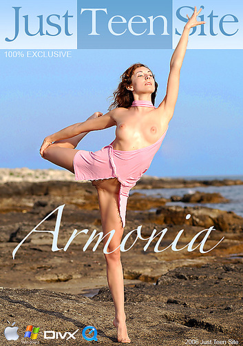 Juli - `Armonia` - by Pasha Platon for JUSTTEENSITE