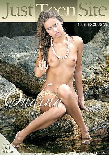 Tanja - `Ondina` - by Davy Moor for JUSTTEENSITE