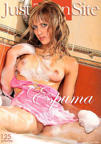 Kristina - `Espuma` - by Davy Moor for JUSTTEENSITE