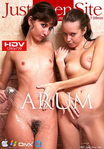 Alina & Natusik - `Arum` - by Stewart Summer for JUSTTEENSITE