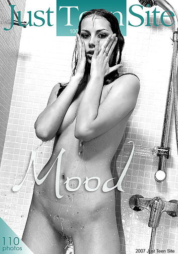 Alica - `Mood` - by Davy Moor for JUSTTEENSITE