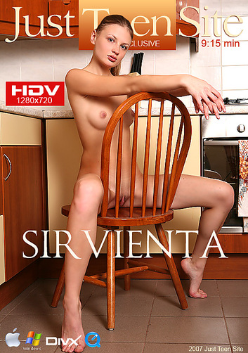 Luba in Sir Vienta video from JUSTTEENSITE by Stewart Summer