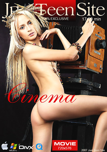 Polina - `Cinema` - by Skokov for JUSTTEENSITE