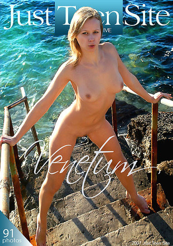 Alena - `Venetum` - by Alex Avertov for JUSTTEENSITE