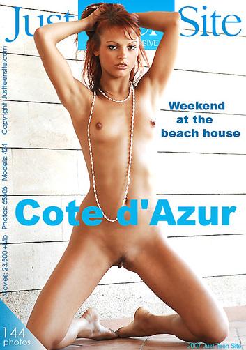 Marina - `Cote-d'Azur` - for JUSTTEENSITE