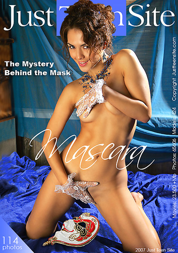 Selina - `Mascara` - by Alexander Fedorov for JUSTTEENSITE