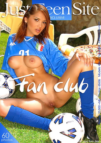 Lenka - `Fan Club` - by Jim Kats for JUSTTEENSITE