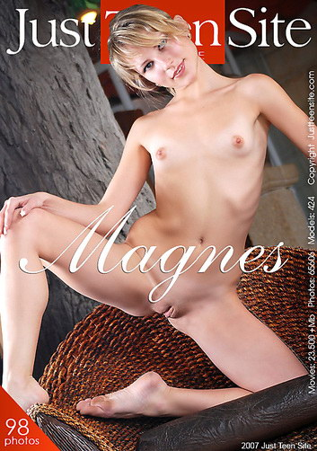 Julia - `Magnes` - by Skokov for JUSTTEENSITE