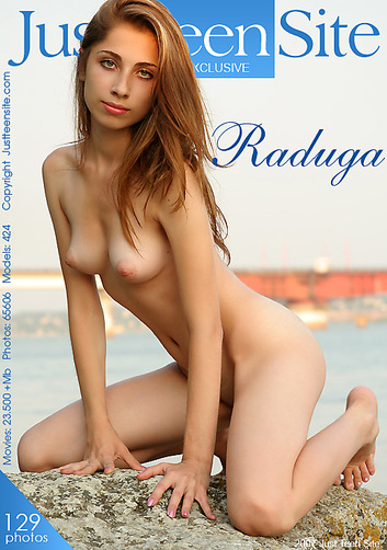Diamond - `Raduga` - by Victoria Sun for JUSTTEENSITE