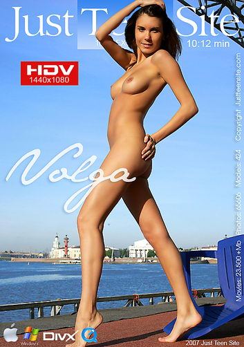 Renata - `Volga` - by Andrzej Granovski for JUSTTEENSITE