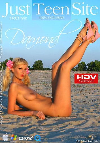 Valery - `Damond` - by Yan Nowak for JUSTTEENSITE