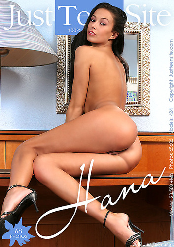 Hanna - `Hana` - by Jim Kats for JUSTTEENSITE