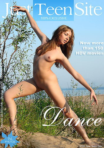 Tanya - `Dance` - by Alvi Mar for JUSTTEENSITE